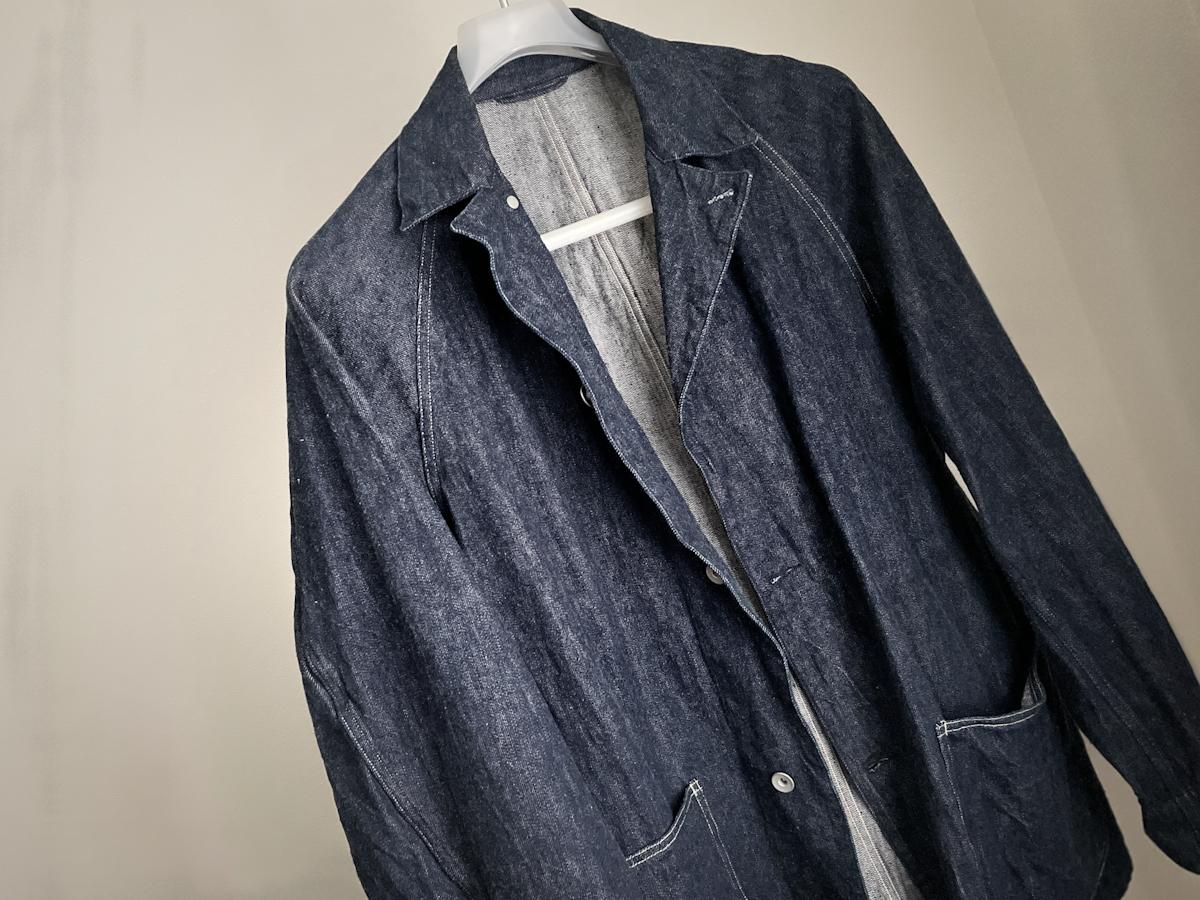 COMOLI (コモリ) デニムワークジャケット